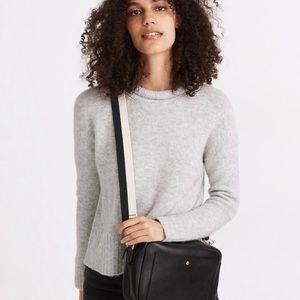 BOGO! Madewell Fulton Roll Neck Wool Alpaca Pullover Sweater